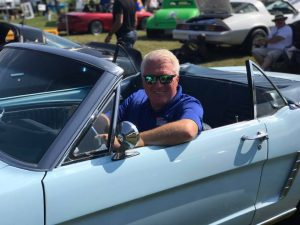 Classic Car and Motorcycle Show on September 23.