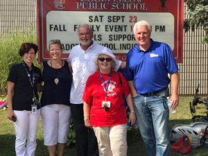 Goodfellow Public School Family Fun Day on September 23.